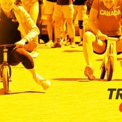 Branding A New Era For Triathlon Canada
